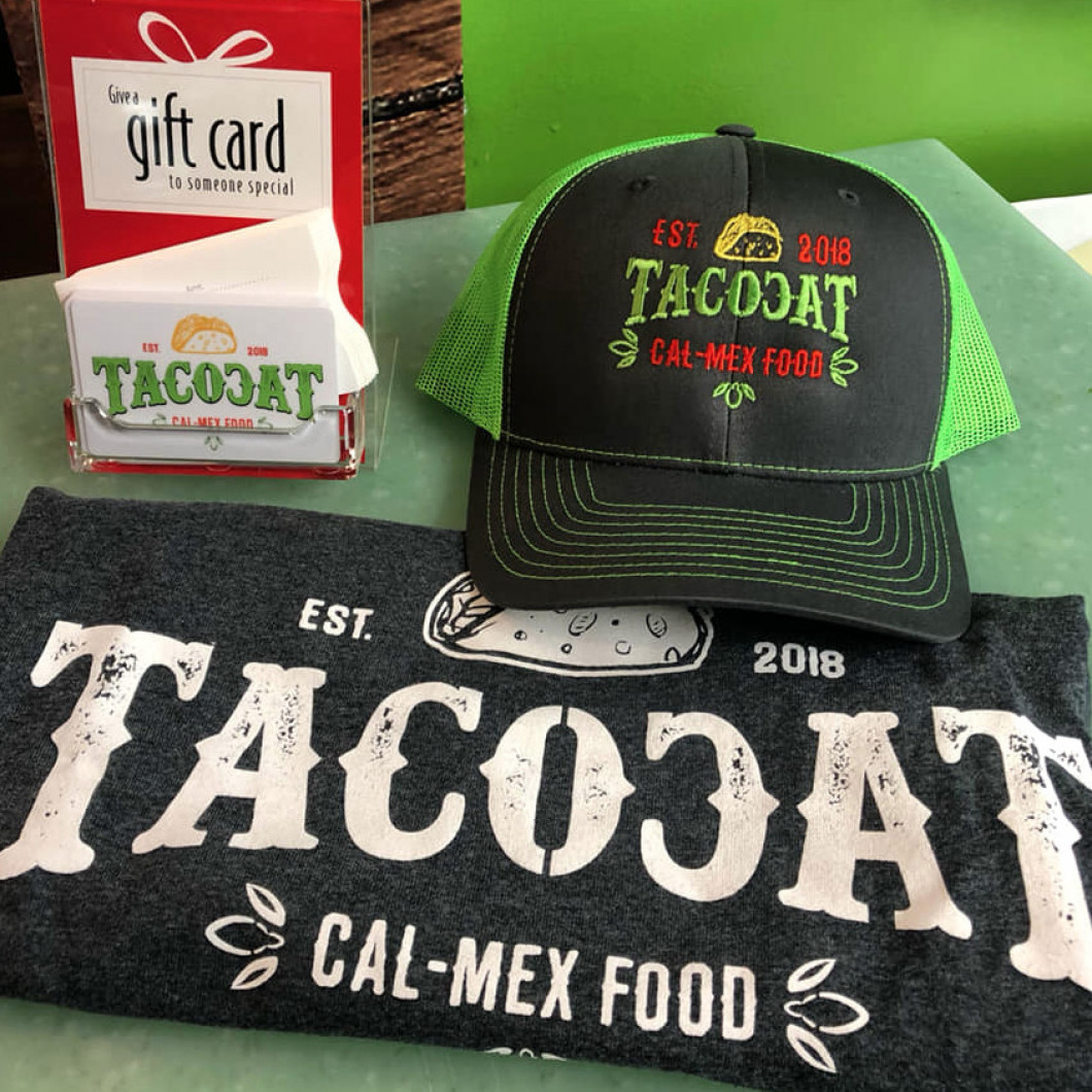 Support Our Restaurant by Buying Merch!
